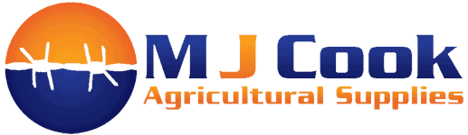 MJ Cook Agricultural Supplies Logo